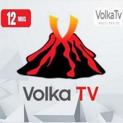 VOLKA TV PRO (12 MONTHS)