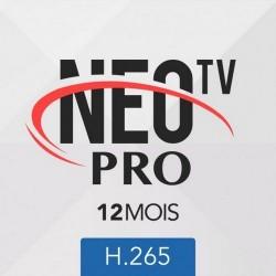 NEOTV PRO (12 MOIS)