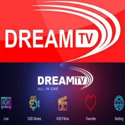 DREAM TV (12 MONTHS IPTV & VOD)