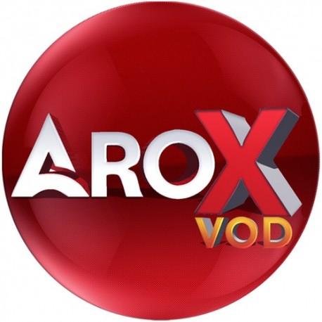 AROX VOD PREMIUM   12 MONTHS