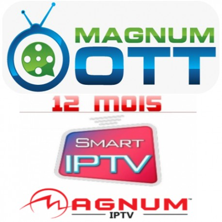 MAGNUM OTT | IPTV & VOD