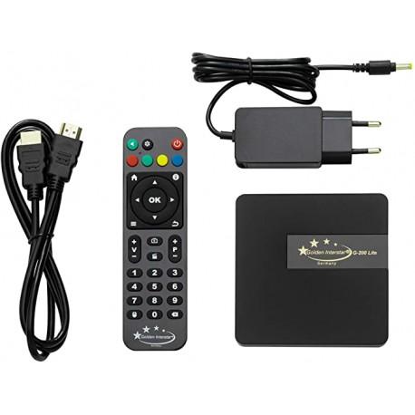 Golden Interstar G200 4k Android TV Box