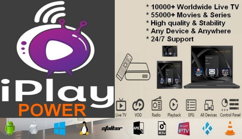 iPLAY POWER (NEW VIP SERVER)