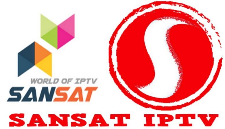 SANSAT IPTV (CODE IPTV 12 MOIS)