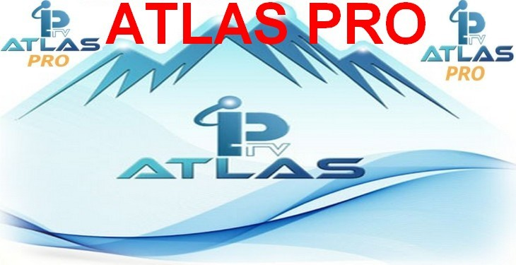 ATLAS PRO IPTV (CODE IPTV 12 MOIS)
